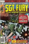 Cover for Sgt. Fury and His Howling Commandos (Marvel, 1974 series) #148