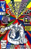 Cover Thumbnail for Silver Surfer (1987 series) #31 [Direct Edition]