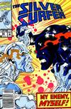 Cover Thumbnail for Silver Surfer (1987 series) #64 [Newsstand Edition]