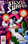 Cover Thumbnail for Silver Surfer (1987 series) #79 [Newsstand Edition]