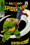 Cover for The Amazing Spider-Man (Marvel, 1963 series) #60