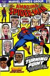 Cover for The Amazing Spider-Man (Marvel, 1963 series) #121