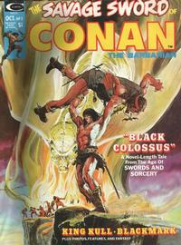 Cover Thumbnail for The Savage Sword of Conan (Marvel, 1974 series) #2