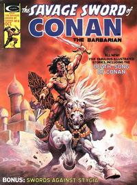 Cover Thumbnail for The Savage Sword of Conan (Marvel, 1974 series) #8