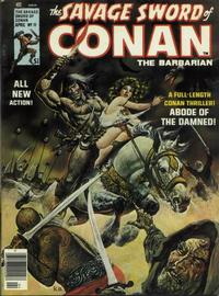 Cover Thumbnail for The Savage Sword of Conan (Marvel, 1974 series) #11