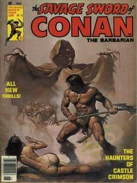 Cover Thumbnail for The Savage Sword of Conan (Marvel, 1974 series) #12