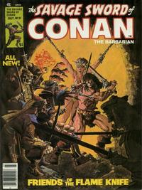 Cover Thumbnail for The Savage Sword of Conan (Marvel, 1974 series) #31