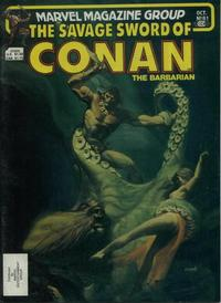 Cover Thumbnail for The Savage Sword of Conan (Marvel, 1974 series) #81