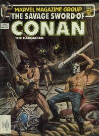 Cover Thumbnail for The Savage Sword of Conan (Marvel, 1974 series) #92 [Direct Edition]
