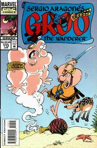 Cover Thumbnail for Sergio Aragonés Groo the Wanderer (Marvel, 1985 series) #113
