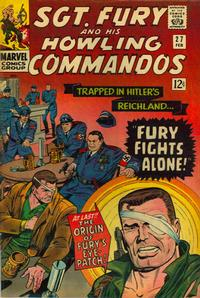 Cover Thumbnail for Sgt. Fury (Marvel, 1963 series) #27