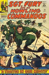 Cover Thumbnail for Sgt. Fury (Marvel, 1963 series) #32