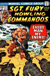 Cover Thumbnail for Sgt. Fury and His Howling Commandos (Marvel, 1974 series) #127