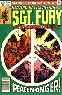 Cover Thumbnail for Sgt. Fury and His Howling Commandos (Marvel, 1974 series) #161