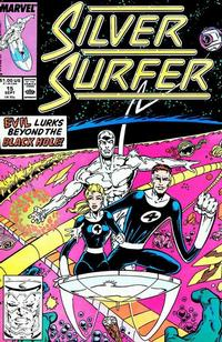 Cover Thumbnail for Silver Surfer (Marvel, 1987 series) #15