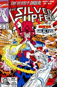 Cover Thumbnail for Silver Surfer (Marvel, 1987 series) #70