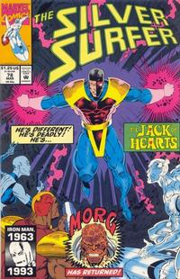 Cover Thumbnail for Silver Surfer (Marvel, 1987 series) #78