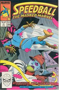 Cover Thumbnail for Speedball (Marvel, 1988 series) #7 [Direct Edition]