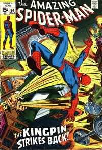 Cover Thumbnail for The Amazing Spider-Man (Marvel, 1963 series) #84