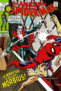 Cover Thumbnail for The Amazing Spider-Man (Marvel, 1963 series) #101 [Regular Edition]