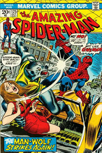 Cover Thumbnail for The Amazing Spider-Man (Marvel, 1963 series) #125