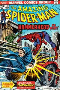 Cover Thumbnail for The Amazing Spider-Man (Marvel, 1963 series) #130