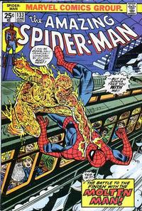 Cover Thumbnail for The Amazing Spider-Man (Marvel, 1963 series) #133
