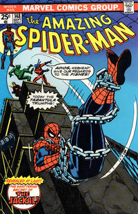 Cover Thumbnail for The Amazing Spider-Man (Marvel, 1963 series) #148