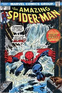 Cover Thumbnail for The Amazing Spider-Man (Marvel, 1963 series) #151