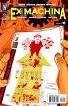 Cover for Ex Machina (DC, 2004 series) #16