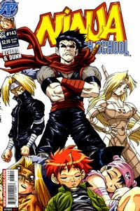 Cover Thumbnail for Ninja High School (Antarctic Press, 1994 series) #143
