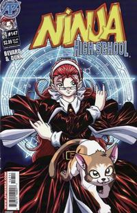 Cover Thumbnail for Ninja High School (Antarctic Press, 1994 series) #147