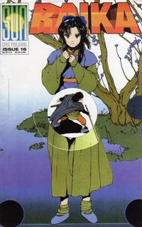Cover Thumbnail for Raika (Sun Comic Publishing, 1992 series) #16