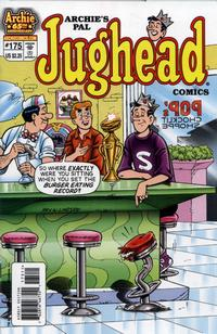 Cover Thumbnail for Archie's Pal Jughead Comics (Archie, 1993 series) #175 [Direct Edition]
