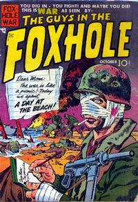 Cover Thumbnail for Foxhole (Mainline, 1954 series) #1