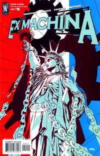 Cover Thumbnail for Ex Machina (DC, 2004 series) #19