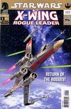 Cover for Star Wars X-Wing Rogue Squadron: Rogue Leader (Dark Horse, 2005 series) #1