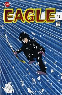 Cover Thumbnail for Eagle (Crystal Publications, 1986 series) #1