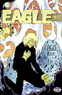 Cover Thumbnail for Eagle (Crystal Publications, 1986 series) #6