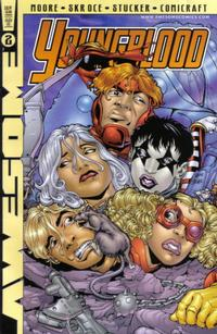 Cover Thumbnail for Youngblood (Awesome, 1998 series) #2