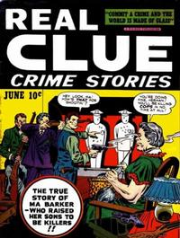 Cover Thumbnail for Real Clue Crime Stories (Hillman, 1947 series) #v2#4 [16]