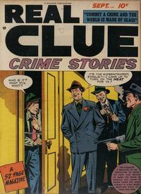 Cover Thumbnail for Real Clue Crime Stories (Hillman, 1947 series) #v3#7 [31]