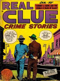 Cover Thumbnail for Real Clue Crime Stories (Hillman, 1947 series) #v3#11 [35]