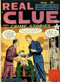 Cover for Real Clue Crime Stories (1947 series) #v4#3 [39]