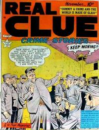 Cover for Real Clue Crime Stories (1947 series) #v4#9 [45]