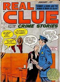Cover Thumbnail for Real Clue Crime Stories (Hillman, 1947 series) #v4#11 [47]
