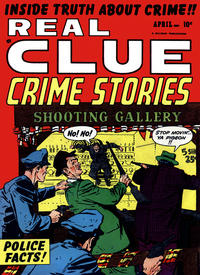Cover Thumbnail for Real Clue Crime Stories (Hillman, 1947 series) #v6#2 [62]