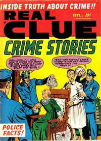Cover Thumbnail for Real Clue Crime Stories (Hillman, 1947 series) #v6#7 [67]
