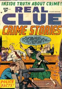 Cover Thumbnail for Real Clue Crime Stories (Hillman, 1947 series) #v7#7 [79]
