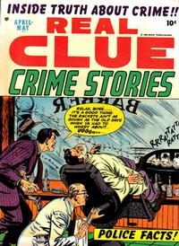 Cover Thumbnail for Real Clue Crime Stories (Hillman, 1947 series) #v8#2 [86]